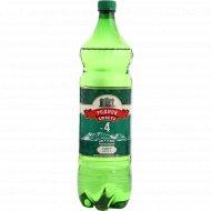 Вода минеральная «Родной Бюветъ» № 4 газированная, 1.5 л.