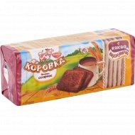Печенье сахарное «Коровка» с какао, 375 г