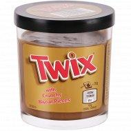 Паста шоколадная «Twix» с хрустящими кусочками печенья, 200 г.