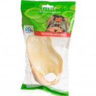 Лакомства для собак «TiTBiT» ухо говяжье 1, 130 г.
