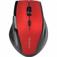 Мышь «Defender» Accura MM-365/52367 красный.