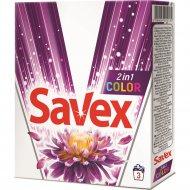 Средство моющее «Savex» Savex 2 in 1 Color automat 300 г.
