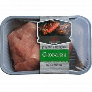Полуфабрикат из свинины «Оковалок» охлажденный, 1 кг.