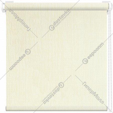 Рулонная штора «АС Март» Бридж, белый, 61х175 см