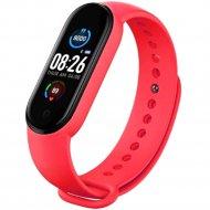 Фитнес-браслет «D&A» М5, красный
