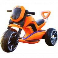 Электромотоцикл «MIRU» оранжевый.