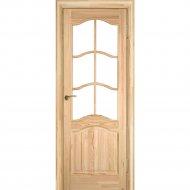 Дверь «Массив сосны» Модель №7 ДО Неокрашенный, 200х70 см