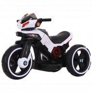 Электромотоцикл «MIRU» белый.