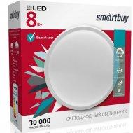 Cветодиодный пылевлагозащищенный светильник «HP Smartbuy» 8W 4000K IP65