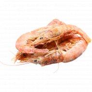 Креветка аргентинская красная, замороженная, 1 кг., фасовка 0.36-0.46 кг