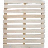 Решетка на пол «Банные штучки» 60х70 см.