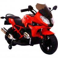 Электромотоцикл «MIRU» красный.