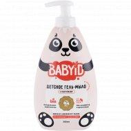 Гель-мыло «BABYiD» с пантенолом, для детей с рождения, 300 мл