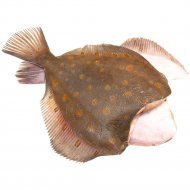 Камбала морская, охлажденная, 1 кг, фасовка 0.5-1 кг