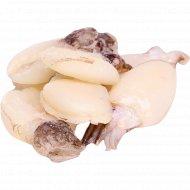 Каракатицы молодые чищеные замороженные, 1 кг., фасовка 0.4-0.5 кг