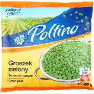 Зеленый горошек «Poltino» замороженный, 400 г.