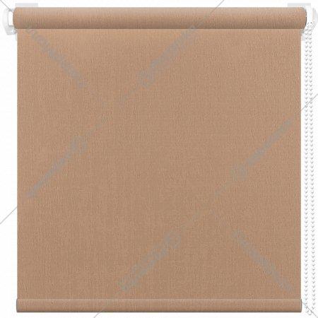 Рулонная штора «АС Март» Бридж, золотой, 52х175 см