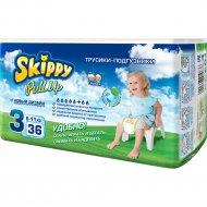 Подгузники-трусики «Skippy» размер 3, 6-11 кг, 36 шт.