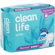 Прокладки женские «Clean life» Ultra, 10 шт.