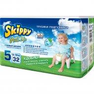 Подгузники-трусики «Skippy» размер 5, 12-18 кг, 32 шт.