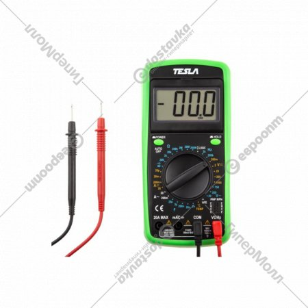 Мультиметр «Tesla» DT9208A.