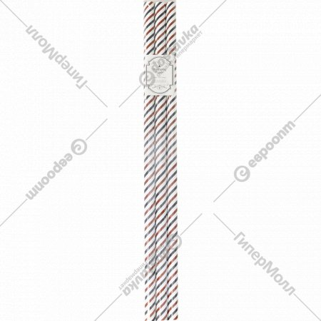Бумага декоративная в рулоне, YC-14, 3 шт.