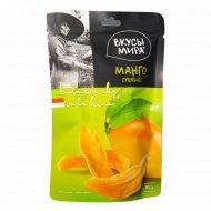 Манго сушеное «вкусы мира» 80 г