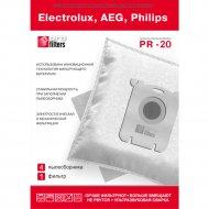 Комплект пылесборников «ProFilters» PR 20.