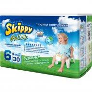 Подгузники-трусики «Skippy» размер 6, 16-25 кг, 30 шт.