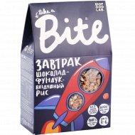 Гранола «Bite» шоколад-фундук-воздушный рис, 270 г.