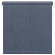 Рулонная штора «АС Март» Бридж, серый, 78х175 см