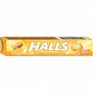Леденцы «Halls» со вкусом меда и лимона, 25 г.