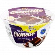 Десерт творожный «Cremelle» ваниль-шоколад, 3%, 130 г.