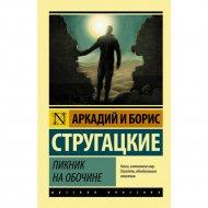 Книга «Пикник на обочине» А. Стругацкий.