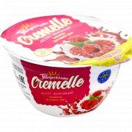 Десерт творожный «Cremelle» малина-чиа, 3%, 130 г.