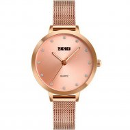 Наручные часы «Skmei» 1291, розовые