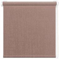 Рулонная штора «АС Март» Бридж, пыльная роза, 38х175 см