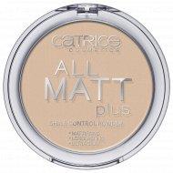 Пудра «Catrice» All Matt Plus Shine Control, 010, 10 г