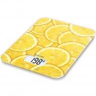 Весы кухонные «Beurer» KS 19 Lemon.