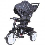 Детский велосипед «Lorelli» Neo Eva Black Crowns.