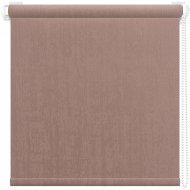 Рулонная штора «АС Март» Бридж, пыльная роза, 52х175 см