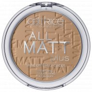 Пудра «Catrice» All Matt Plus Shine Control, 030 Warm Beige, 10 г
