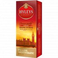 Чай черный «Hyleys» English Aristocratic, 25х2 г