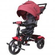 Детский велосипед «Lorelli» Neo Eva Red Black Luxe.