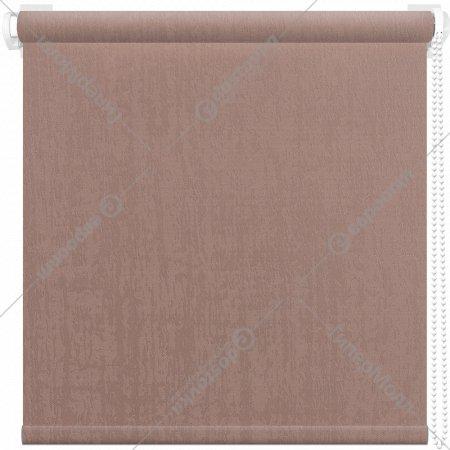 Рулонная штора «АС Март» Бридж, пыльная роза, 61х175 см