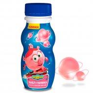 Йогурт питьевой «Смешарики» бабл-гамика, 1.6%, 200 г.