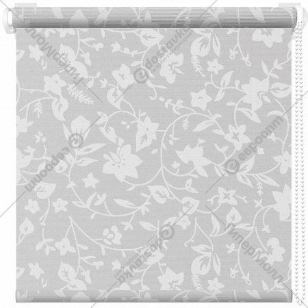 Рулонная штора «АС Март» Весна, белый, 38х175 см