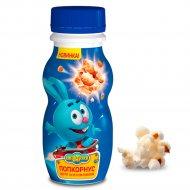 Йогурт питьевой «Смешарики» попкорнус, 1.6%, 200 г.
