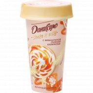 Коктейль «Даниссимо» с наполнителем соленой карамелью, 2.7%, 190 г.