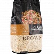 Рис «Food Collection» бурый, 600 г